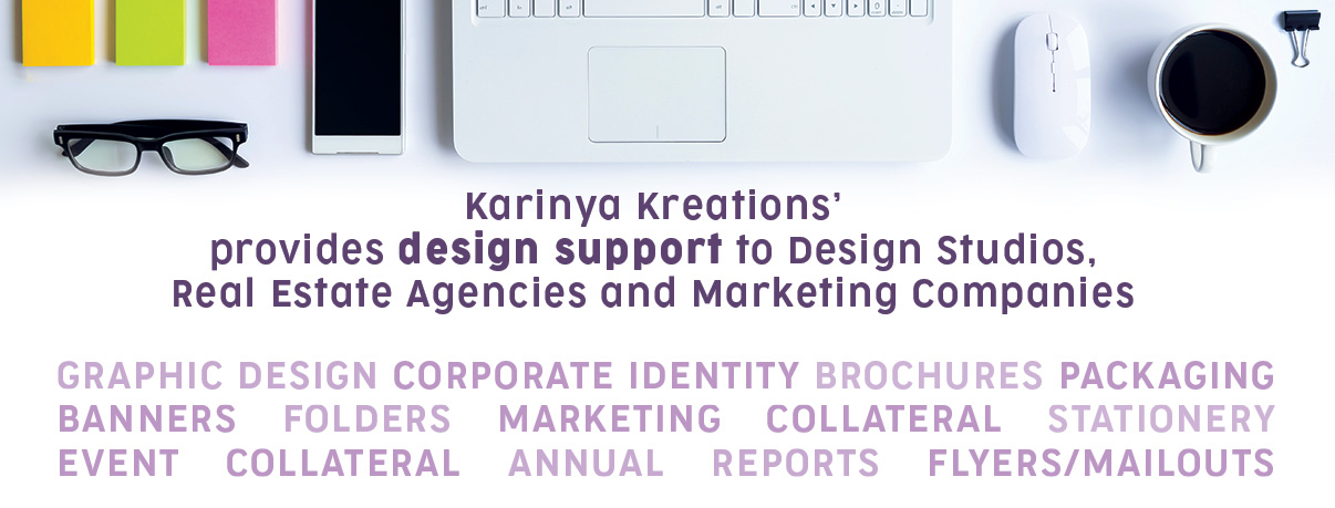 Karinya Kreations Design Studio Support
