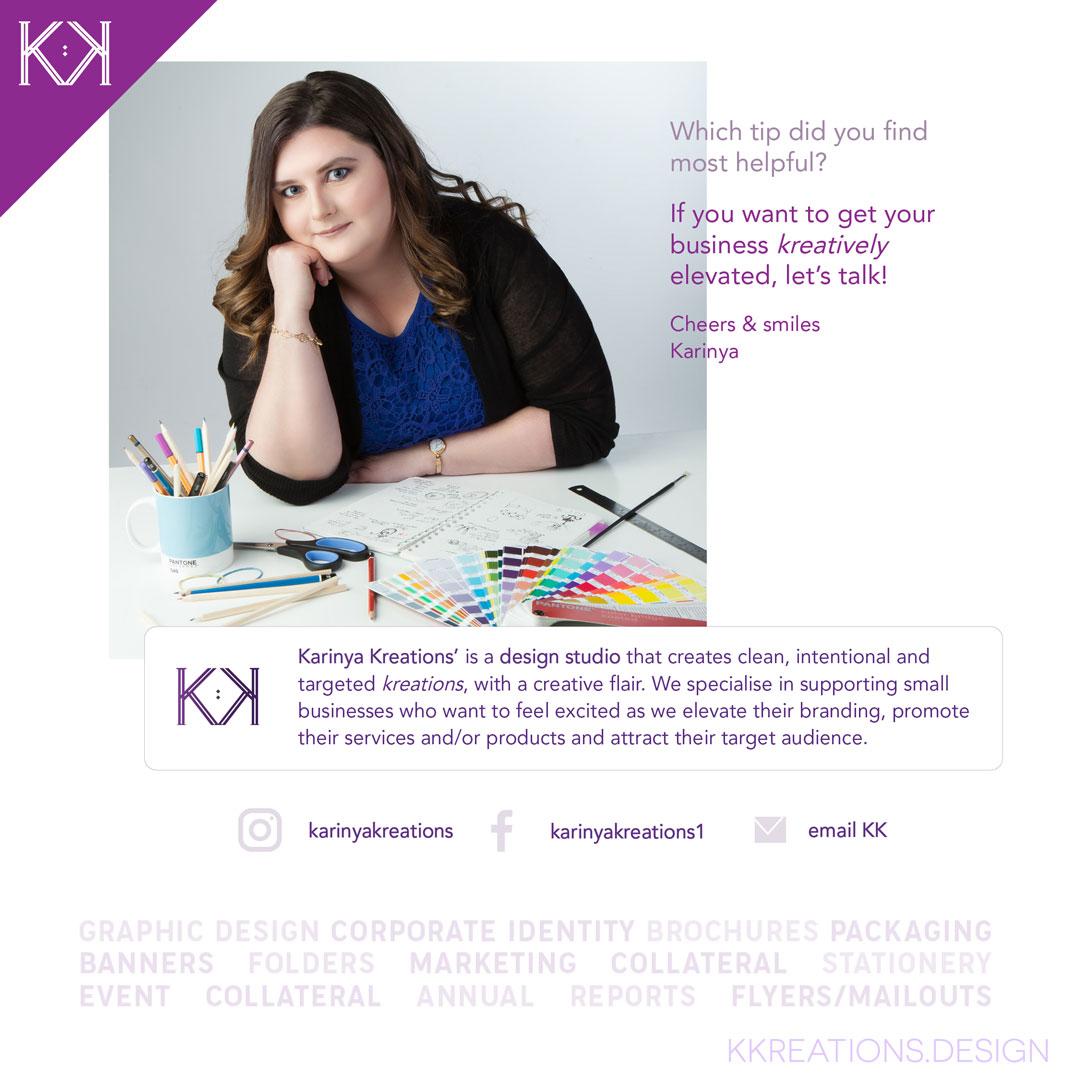 Karinya Kreations introduction